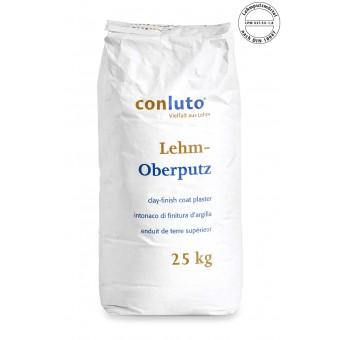 conluto Lehm Oberputz - Sackware 25 kg