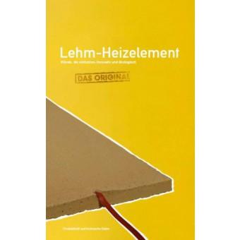 Lehm - Heizelement