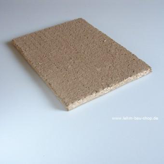 Lehmbauplatte - leicht