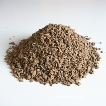 mabo Wood Chips - Lehm ummantelt
