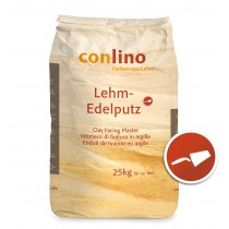Gesamtkollektion conlino Lehmedelputze