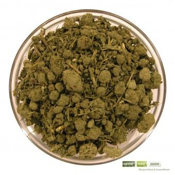 Stampflehm grün