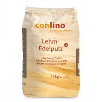 Gesamtkollektion conlino Lehmedelputze