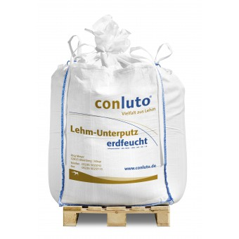 conluto Lehm Unterputz - erdfeucht
