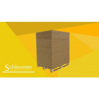 Schleusner 2021 Lehmbauplatte Flachs