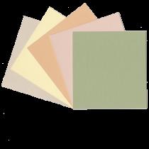 VOLVOX Lehmfarben Farbpalette V