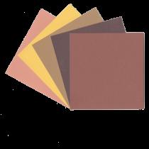 VOLVOX Lehmfarben Farbpalette VII